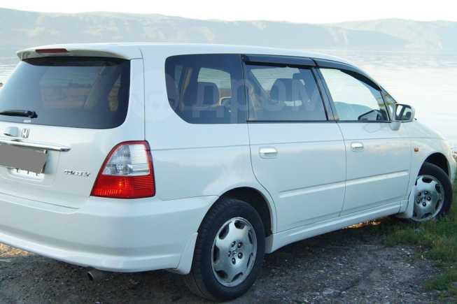 Honda Odyssey, 2002 год, 380 000 руб.