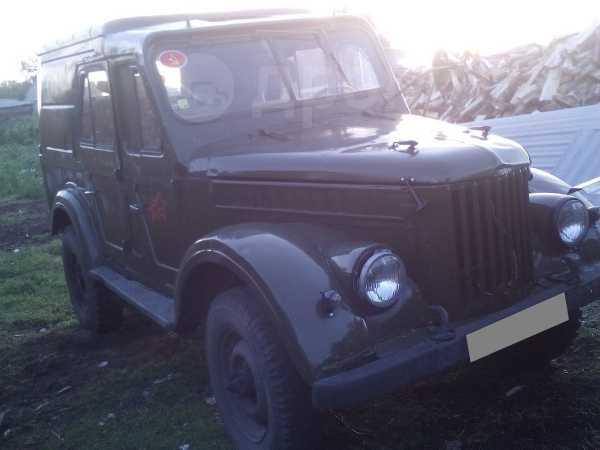 ГАЗ 69, 1963 год, 30 000 руб.