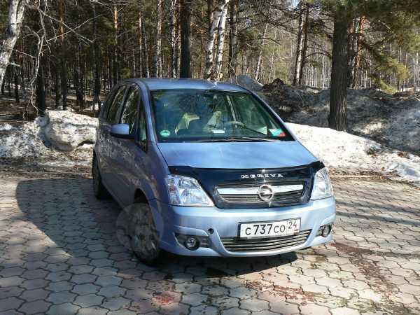 Opel Meriva, 2009 год, 400 000 руб.
