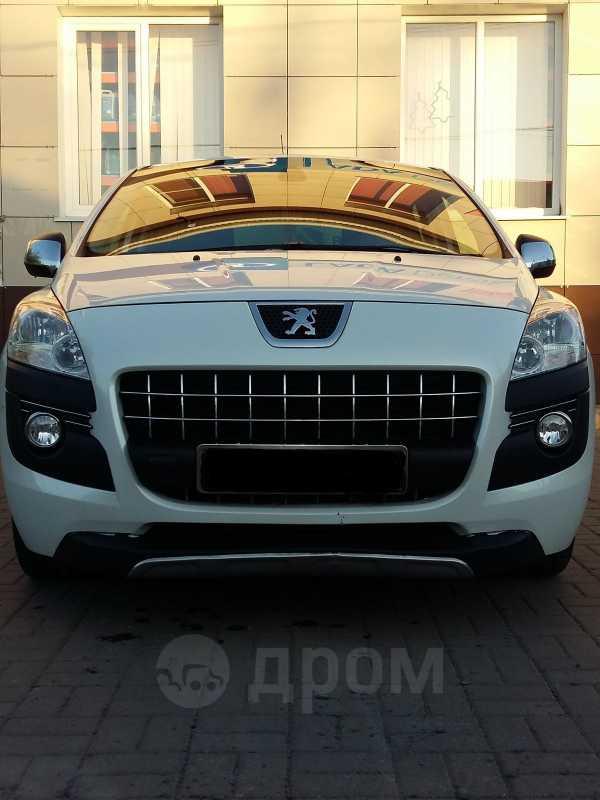Peugeot 3008, 2011 год, 630 000 руб.