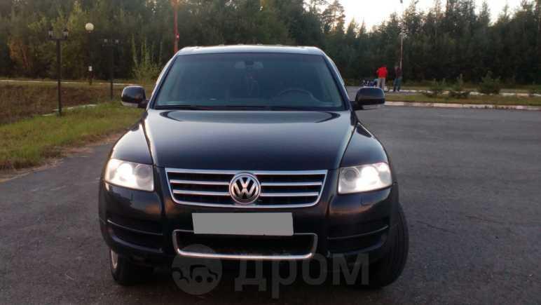 Volkswagen Touareg, 2005 год, 650 000 руб.