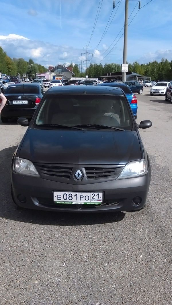Renault Logan, 2009 год, 230 000 руб.