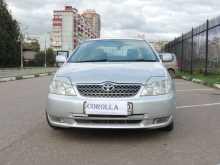 Домодедово Королла 2002