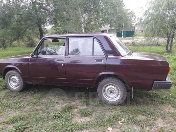 Лада 2107, 2008 год, 99 000 руб.