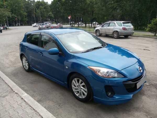 Mazda Axela, 2011 год, 550 000 руб.