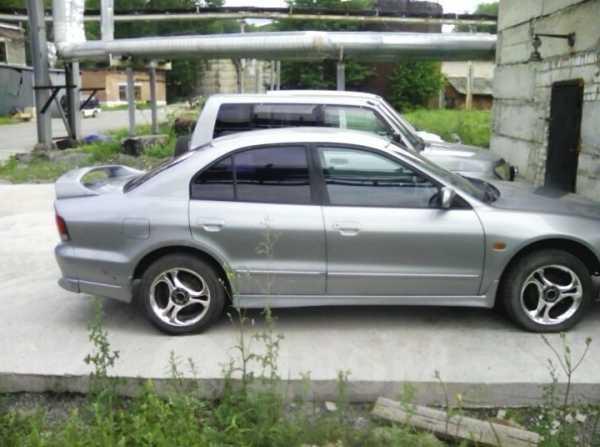 Mitsubishi Galant, 1997 год, 150 000 руб.
