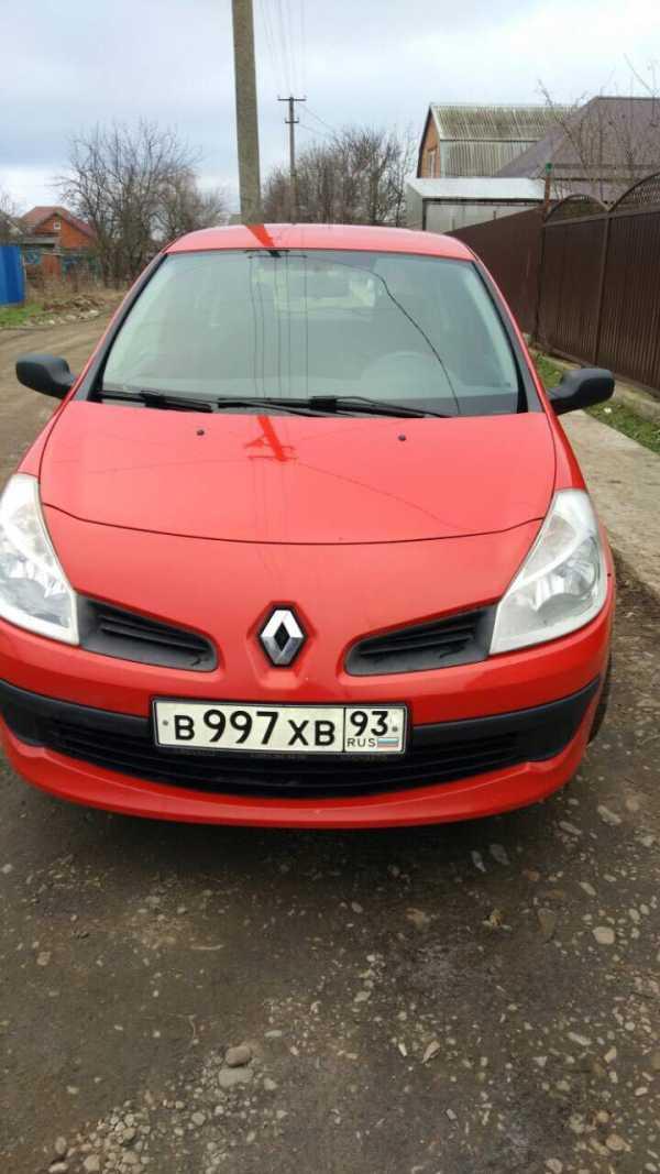 Renault Clio, 2008 год, 265 000 руб.
