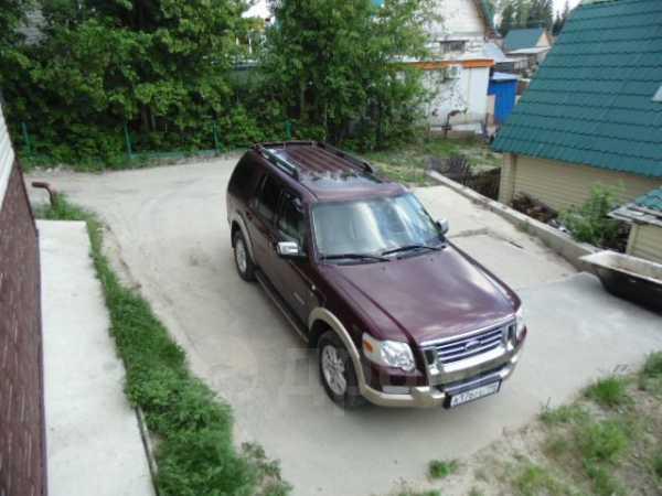 Ford Explorer, 2008 год, 670 000 руб.