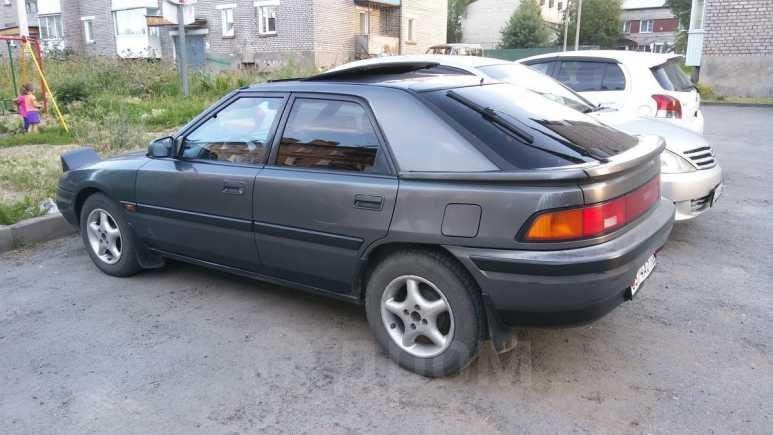 Mazda 323F, 1991 год, 130 000 руб.
