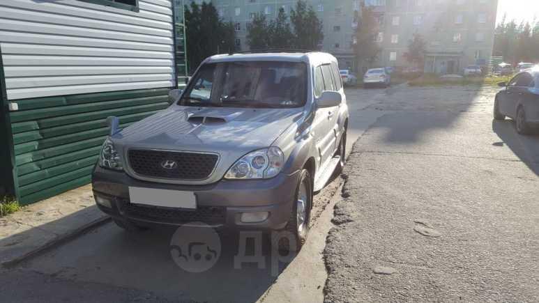 Hyundai Terracan, 2004 год, 580 000 руб.
