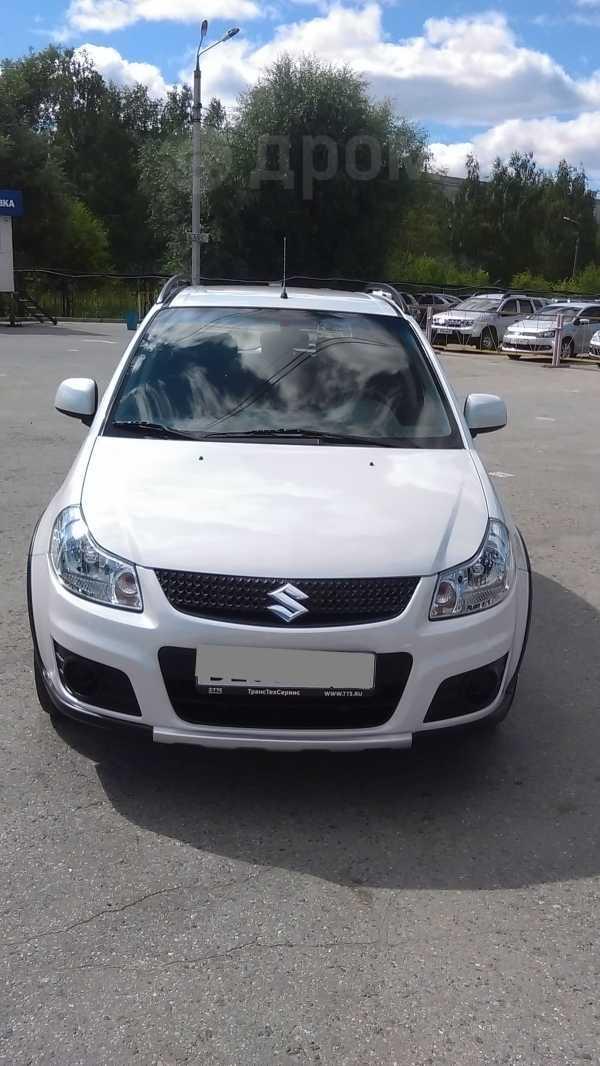 Suzuki SX4, 2012 год, 585 000 руб.