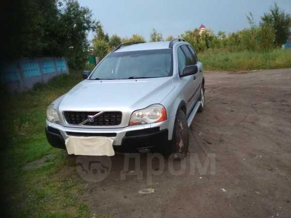 Volvo XC90, 2004 год, 525 000 руб.