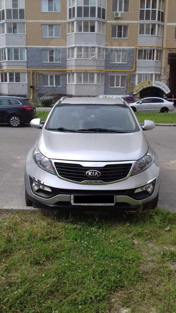Kia Sportage, 2012 год, 930 000 руб.