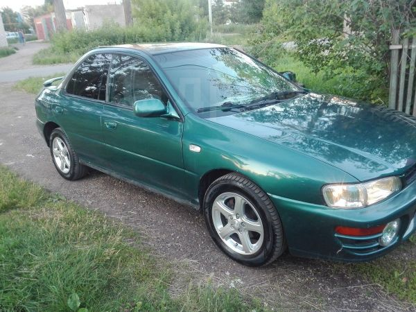 Subaru Impreza, 1997 год, 170 000 руб.