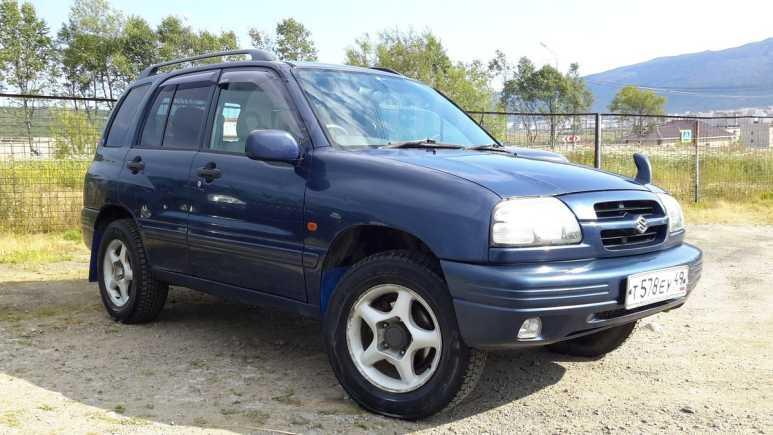 Suzuki Escudo, 1997 год, 450 000 руб.