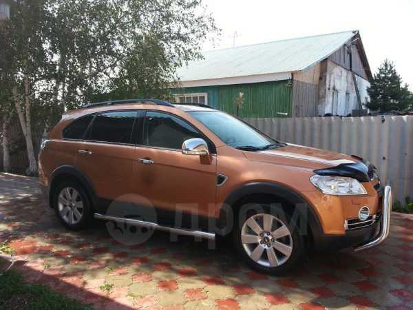 Chevrolet Captiva, 2008 год, 1 000 000 руб.