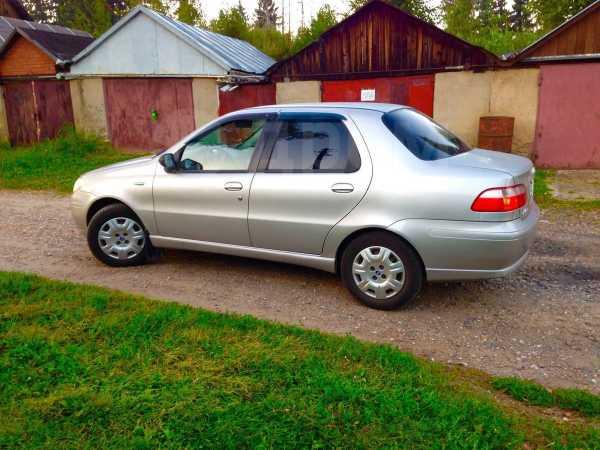 Fiat Albea, 2007 год, 158 000 руб.