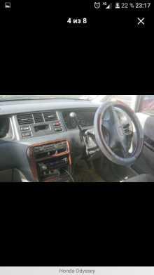 Honda Odyssey, 1998 г., Новосибирск