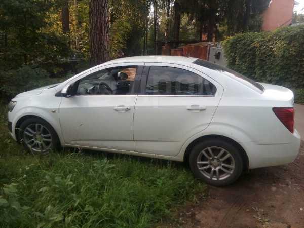 Chevrolet Aveo, 2014 год, 495 000 руб.