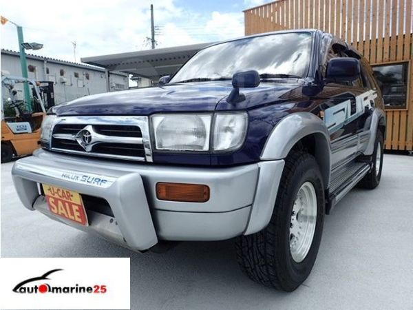 Toyota Hilux Surf, 1996 год, 305 000 руб.