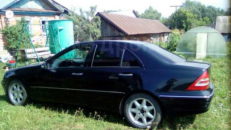 Mercedes-Benz C-Class, 2001 год, 299 000 руб.