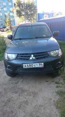 Нижневартовск Л200 2012