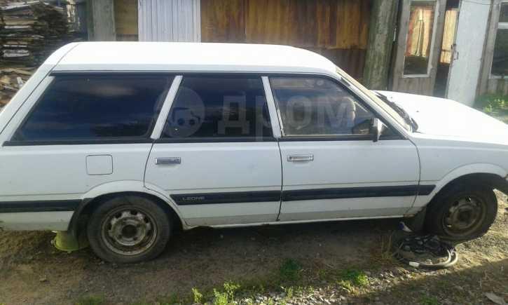 Subaru Leone, 1989 год, 15 000 руб.