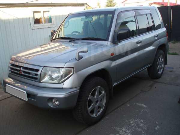 Mitsubishi Pajero iO, 1998 год, 320 000 руб.