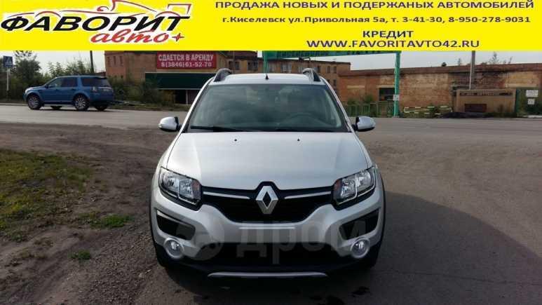 Renault Sandero Stepway, 2017 год, 776 000 руб.