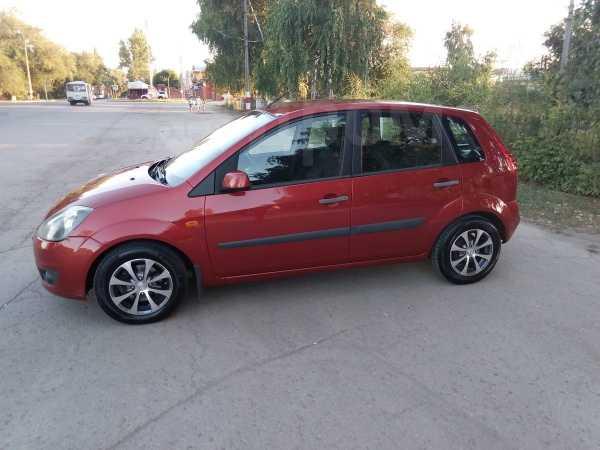 Ford Fiesta, 2007 год, 310 000 руб.