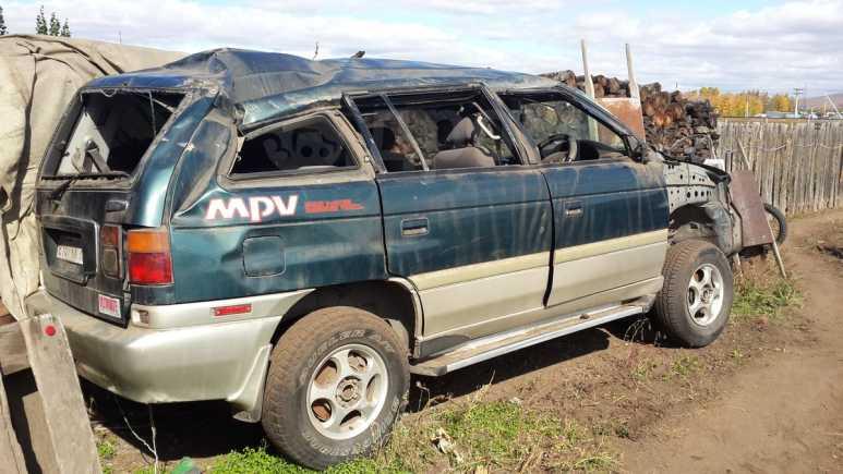 Mazda Efini MPV, 1996 год, 100 000 руб.