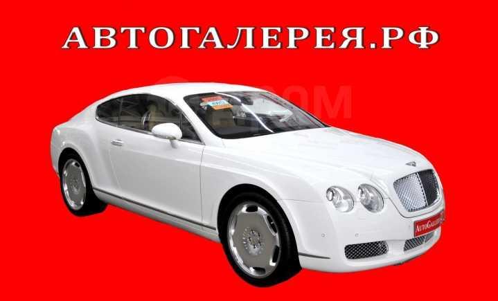 Bentley Continental GT, 2007 год, 2 848 000 руб.
