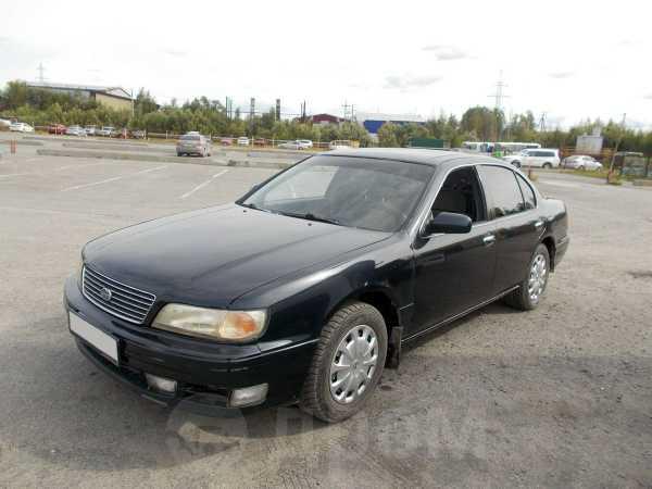Nissan Maxima, 1998 год, 130 000 руб.