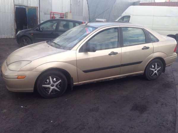 Ford Focus, 2001 год, 160 000 руб.