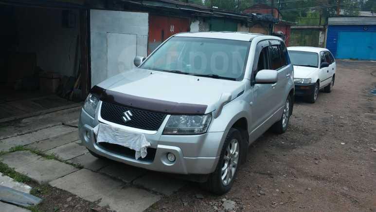 Suzuki Escudo, 2007 год, 700 000 руб.