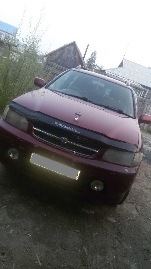 Nissan R'nessa, 1998 год, 180 000 руб.