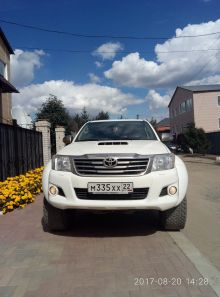 Барнаул Hilux Pick Up 2014