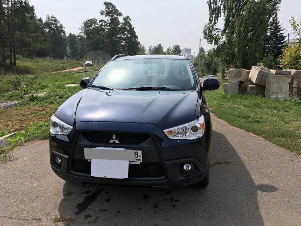 Mitsubishi ASX, 2012 год, 720 000 руб.