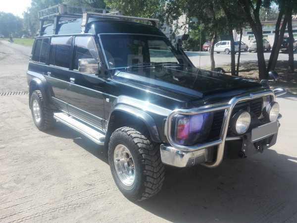 Nissan Safari, 1993 год, 620 000 руб.