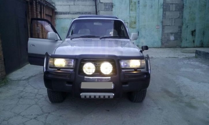 Toyota Land Cruiser, 1997 год, 900 000 руб.