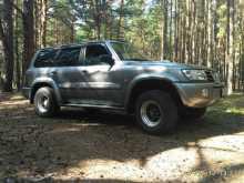Курган Patrol 2004