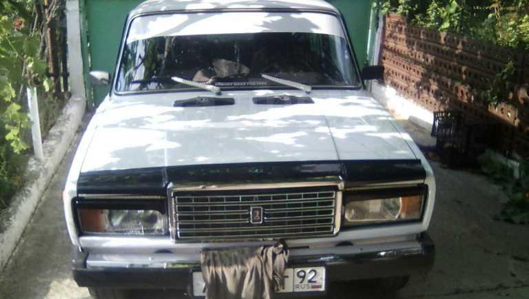 Лада 2107, 2004 год, 110 000 руб.
