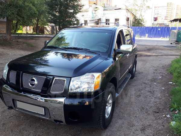 Nissan Armada, 2004 год, 650 000 руб.