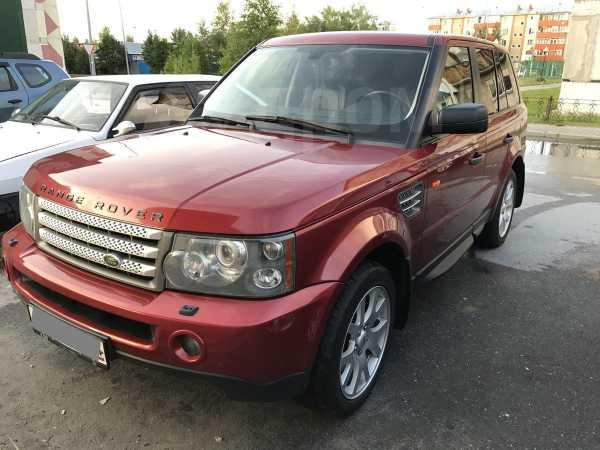 Land Rover Range Rover Sport, 2008 год, 920 000 руб.