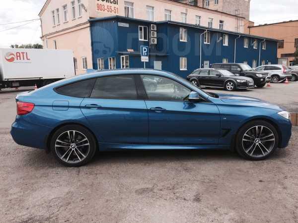 BMW 3-Series Gran Turismo, 2015 год, 1 500 000 руб.