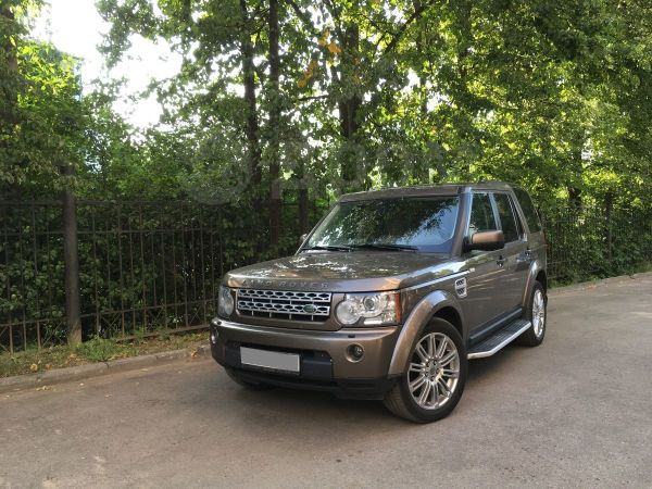 Land Rover Discovery, 2011 год, 1 600 000 руб.