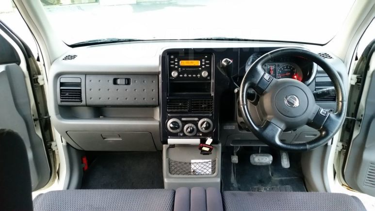Nissan Cube, 2002 год, 200 000 руб.