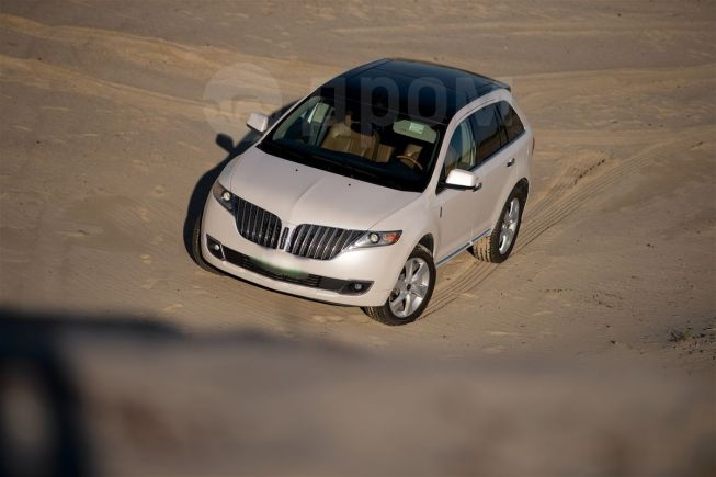 Lincoln MKX, 2010 год, 1 150 000 руб.