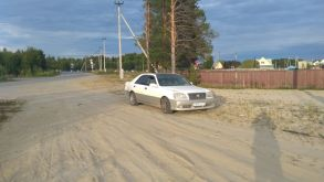Березово Тойота Краун 1999