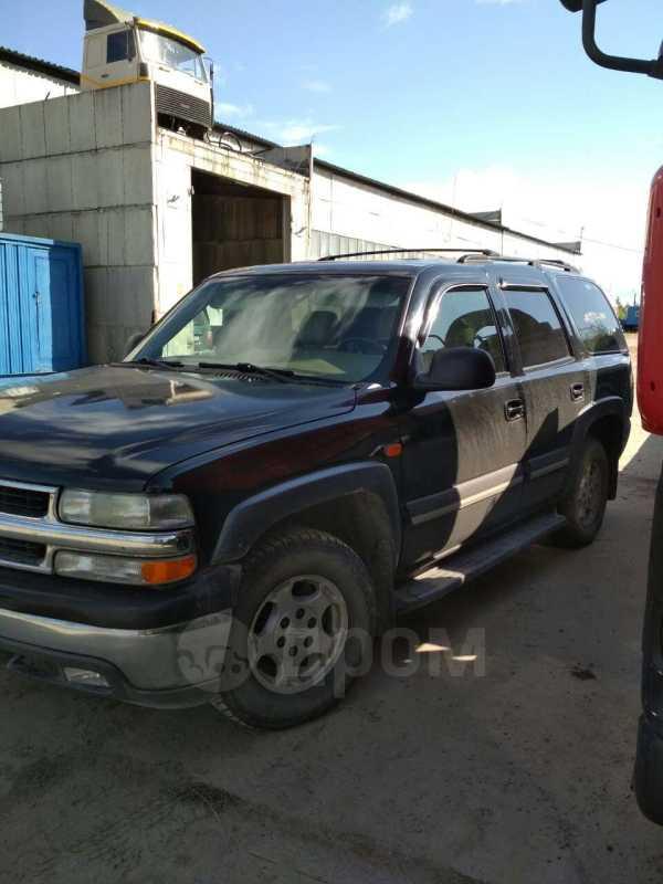 Chevrolet Tahoe, 2004 год, 600 000 руб.